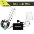 4 Г LTE 1900 мГц Мобильный Телефон Gsm Репитер ШТ 1900 мГц Усилитель сигнала 65DBI получили 2 Г 3 Г для Северной Америки, Южной америка