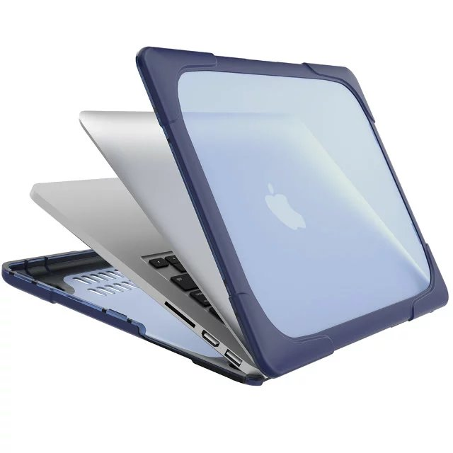 Ultra-thin shockproof Clear Matte Case for Apple Macbook Air 11 13 case Pro 13.3 Retina 12 13 Laptop Bag For MacBook Pro 13 case цена и фото
