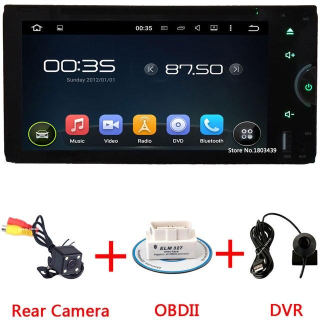 Y6953 OBD Camera DVR