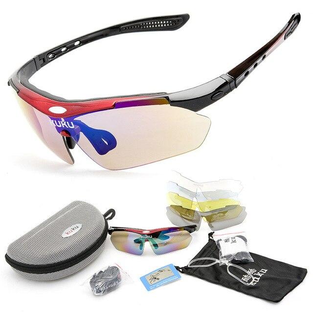 43e571c7d1bb32 PC suite sports de plein air lunettes se protéger des vents de sable vtt vélo  lunettes