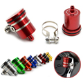 CNC Aluminum Motorcycle Clutch Tank Cylinder Master Oil Cup Brake Fluid Reservoir For yamaha YZF R125 R15 R25 r 125 15 25 mt-07