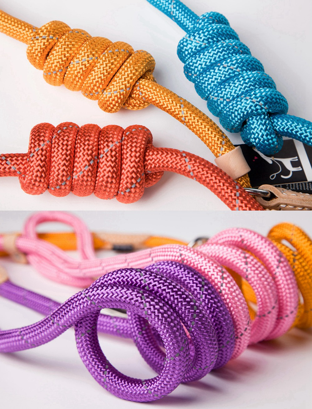 Pet Products Dog Leash Nylon Reflective Puppy Dog Leash Rope Cat Chihuahua Pet Leash And Collar Set Cat Dog Leashes Lead Harness (13)