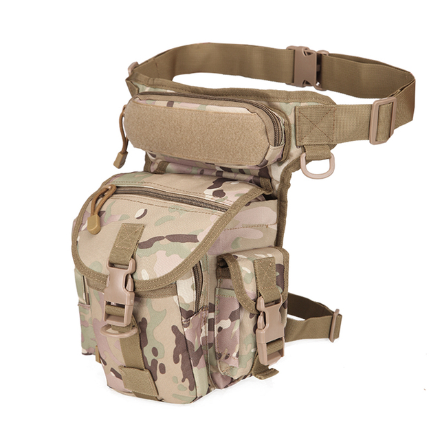 e9c1d55b51d US $24.89 |6 Type Military Waist Pack High End Multi Function Waterproof  Belt Leg Bag For Nerf CS Drop Utility Thigh Pouch-in Waist Packs from  Luggage ...