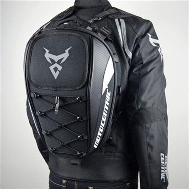 Motorcycle Tail Bag  5