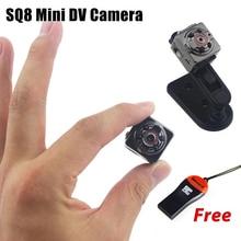 мини камера SQ8 mini camera Mini DV Камеры HD 1080P Определение движения DVR Cam ИК ночного видения микро камера мини Видеокамера SQ8 мини видеокамера