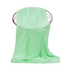 70x140cm nowa moda miękkie z mikrofibry ręcznik plażowy pływać myjka lekki duży ręcznik 1pc