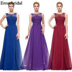 2019 Вечерние платья Длинные вечерние платья элегантные вечерние платья для женщин