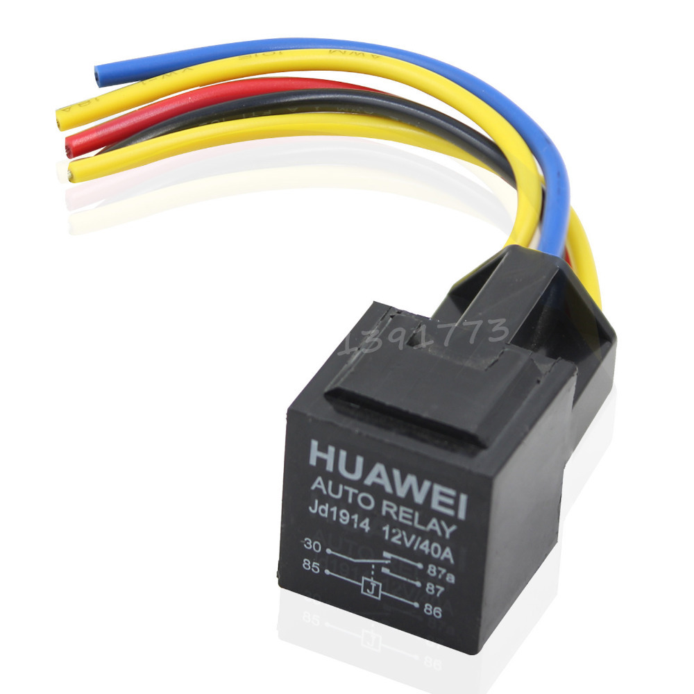 Online Get Cheap Wire Automotive Relay Aliexpresscom Alibaba Group - How to wire relay in car