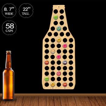 Wine Bottle Cap Display Map Beer Bottle Cap Map Unique Beer Bottle Shape Beer Cap Map Collection Pub Bar Decoration Accessories