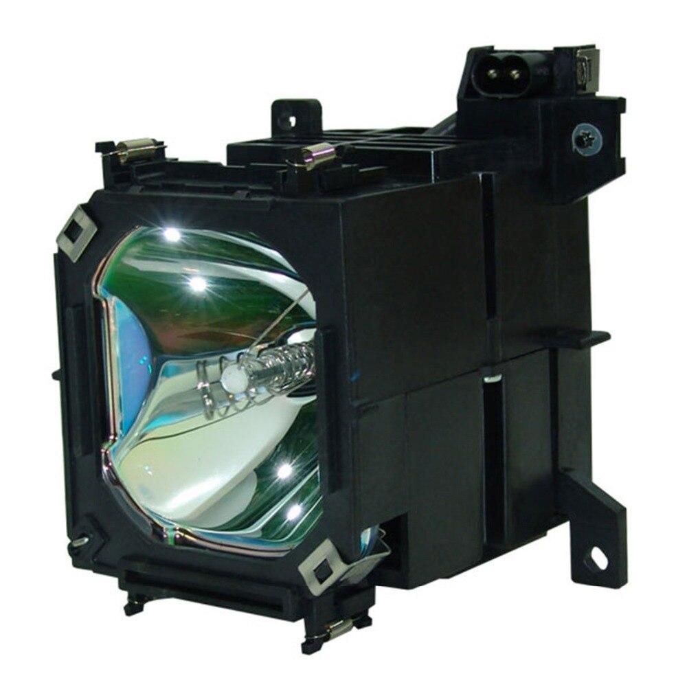 Ampoule de projecteur ELP28 V13H010L28 pour Epson EMP-TW200 TW500 EMP-TW500 cinéma 200 500 ampoule de lampe Proejctor avec boîtier