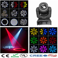 Wholesale DMX stage light 10W Spot moving head light led moving head gobo stage effect lighting disco dj light chandelier
