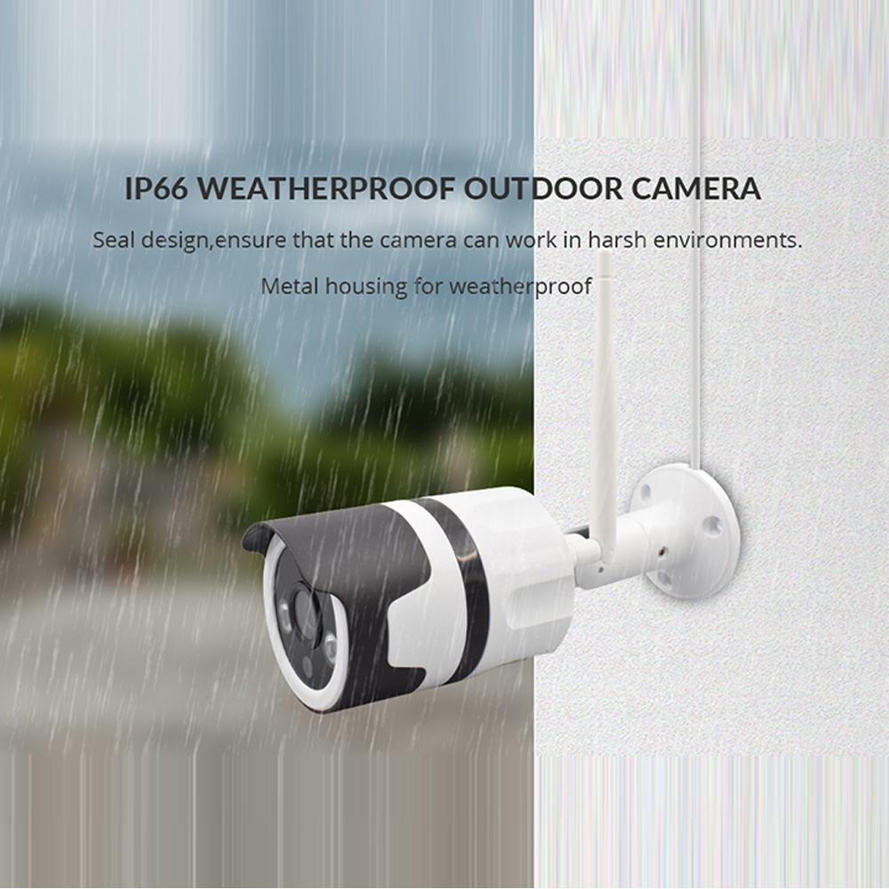 720P font b wireless b font IP Camera wi fi outdoor 960P video surveillance camera wifi