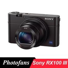 Цифровая камера sony RX100 M3 Cyber-shot DSC-RX100 III