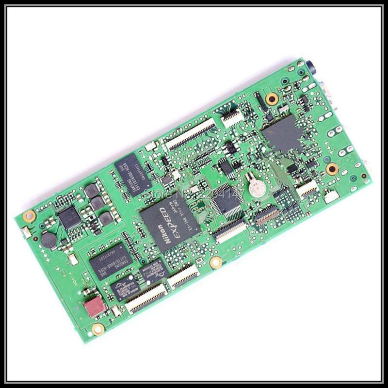 FREE SHIPPING  100% Original Motherboard Main Board PCB For Nikon D3100 Camera Repair Parts