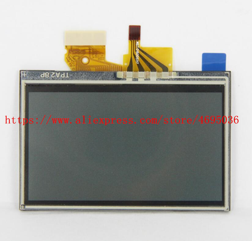 new origina Display DCR-SR62E Screen Part For SONY SR62 lcd with Backlight with touchnew origina Display DCR-SR62E Screen Part For SONY SR62 lcd with Backlight with touch