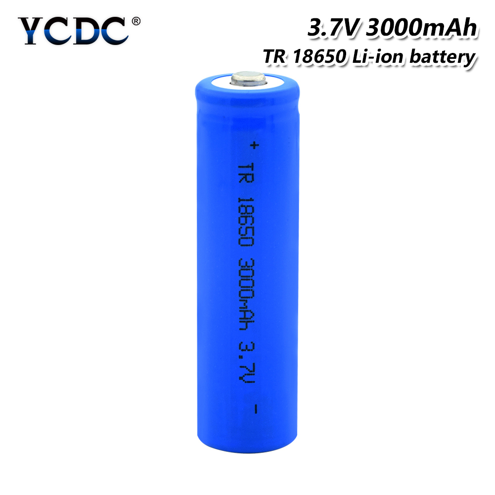 Power Source High Performance Ni-mh Aa Battery 1.2v 3000mah Rechargeable Li-ion Cell 20pcs For Laser Pen Led Flash Light Cell Battery Holder