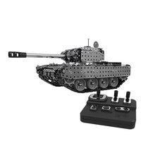 2019 952 шт. боевой танк на радиоуправлении Cannon дети обувь для мальчиков дистанционное управление танк военная униформа модель игрушечные лоша...