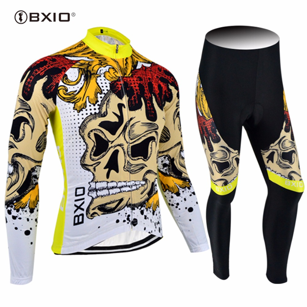 2017 New Arrival BXIO Bike Clothing Long Sleeve Pro Team Bicycle Jersey    Cycling Jersey  Ropa Ciclismo Hombre Verano 074 цена