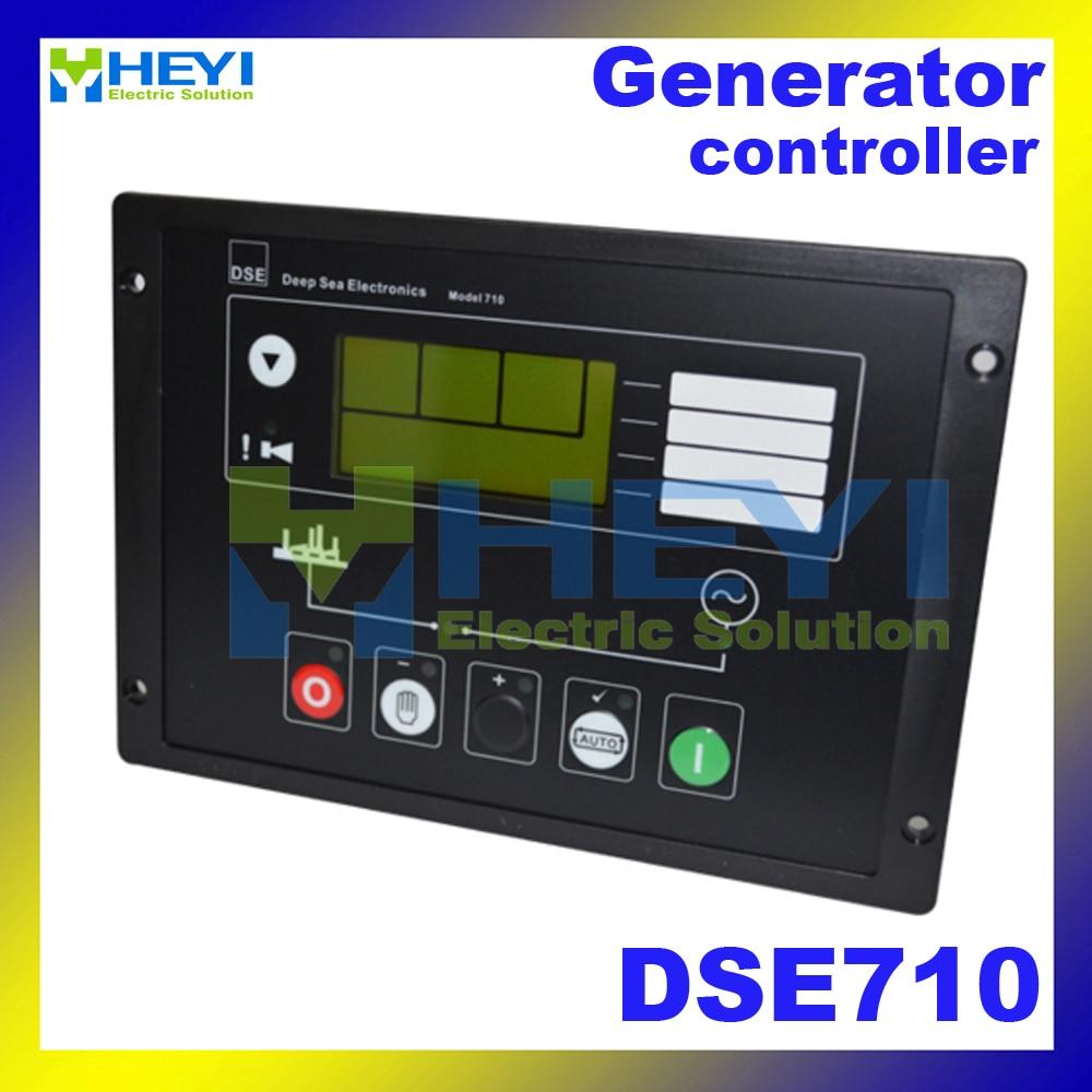 Automatic Start Control Module DSE710 generator control ats module generator auto start control