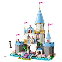 New 79279 Friends Series Girl Princess Cinderella Romantic Castle Building Blocks Figure Bricks Compatible LegoINGlys