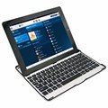 Ultra-Thin Universal Aluminum Alloy Wireless Bluetooth Keyboard For iPad 2 3 4