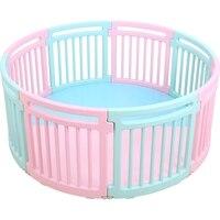 Детский домашний игровой забор Детская безопасность малыш ползающий забор детский дом детская игрушка детский забор