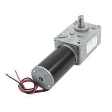 12 В 7 мм передаточное число вал 15 об./мин. DC червь мотор-коробка двигателя