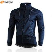 Brand Bike Clothing Rainproof Fleece Coat Thermal Bicycle Jacket Windproof Ropa Ciclismo Bike Bicycle Cycling Winter