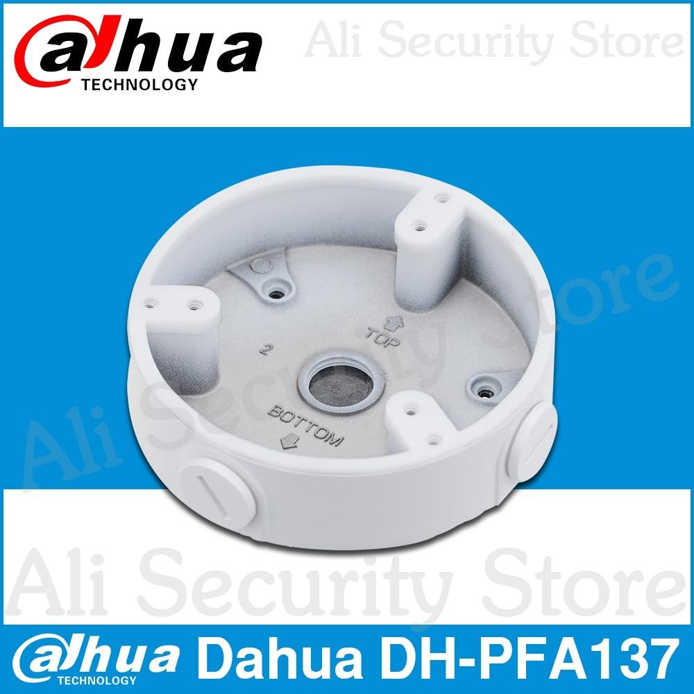 Dahua Waterproof Junction Box PFA137 For DH IP Camera IPC-HDBW4431R-S & IPC-HDBW4431R-ZS CCTV Mini Dome Camera DH-PFA137