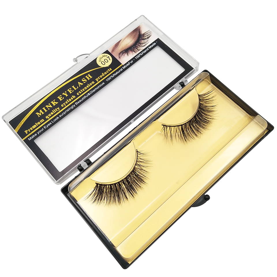 XME007 natural lashes (9)