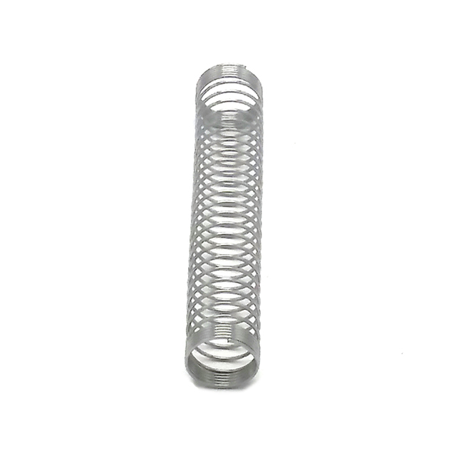 Shisha Silicone Hose Spring For Hookah /Water Pipe/Sheesha/Chicha/Narguile Accessories silver