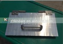 manual beeswax foundation sheet making machine/beeswax embossering machine 42*22 cm