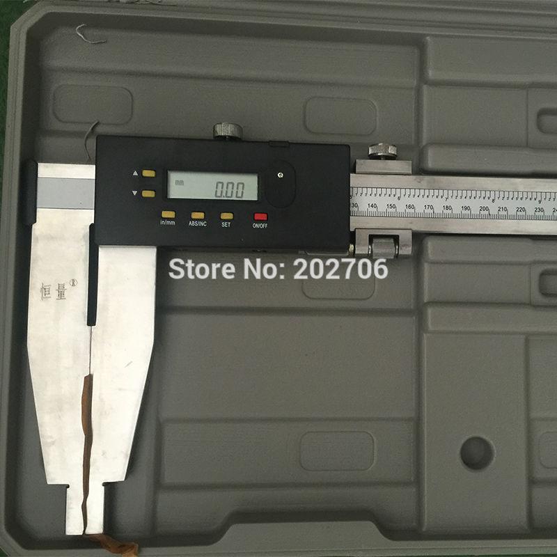 0 1000mm Digital Vernier Calipers 40inch 1000mm heavy duty Vernier Calipers Measuring Tool long size eletrconic