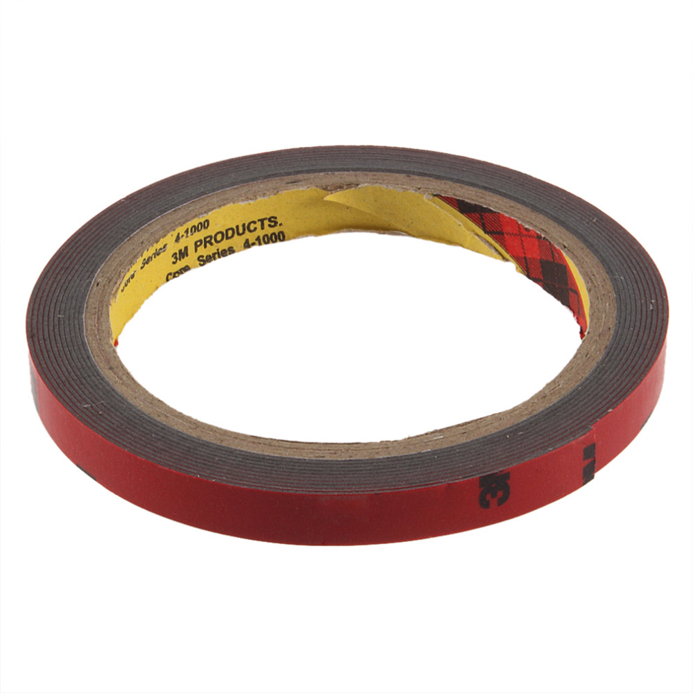 Aliexpress.com : Buy 2017 NEW 3m *10mm Auto Acrylic Foam Double Sided  Attachment Automotive Exterior Tape From Reliable Acrylic Foam Tape  Suppliers On ...