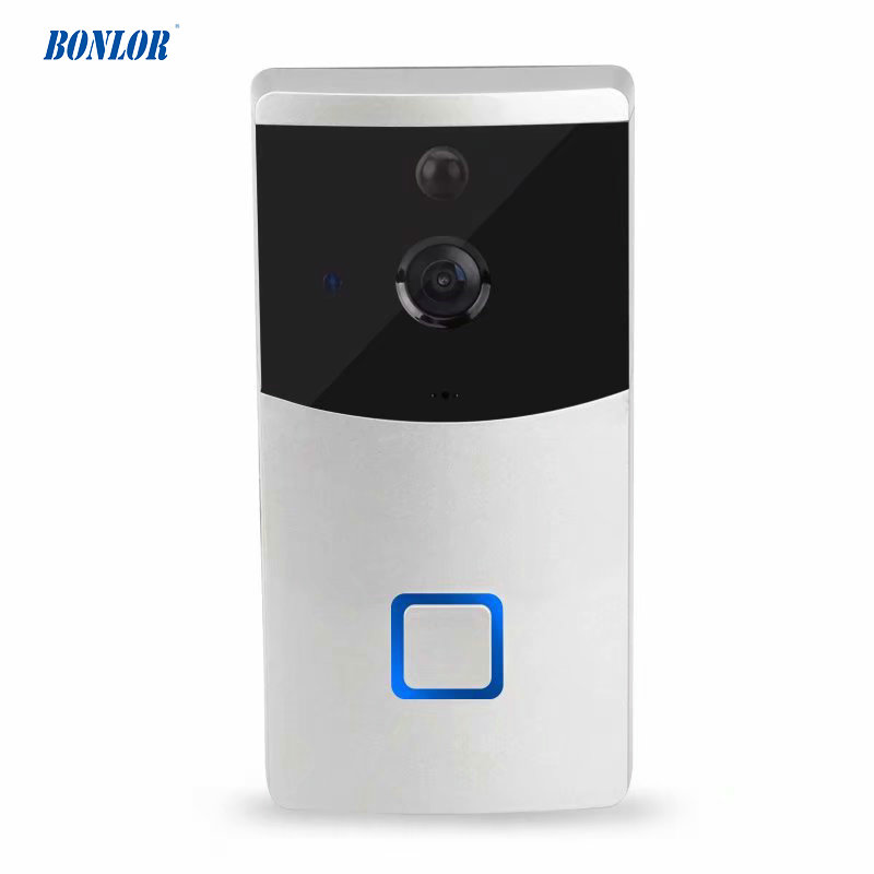Smart home Wireless doorbell WIFI Video Intercom Waterproof Camera Night version PIR infrared detector cellphone talk-back