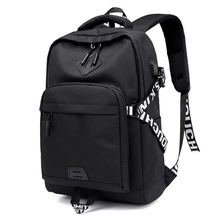 Man Usb Business Affairs Document Computer Student Shoulders Travel laptop anti theft backpack mochila school bags backpacks bag
