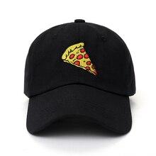 2017 new pizza embroidery font b Baseball b font font b Cap b font Trucker Hat