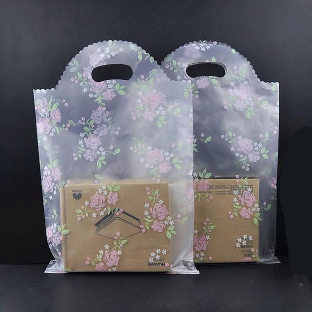 Cloth wedding gift bags