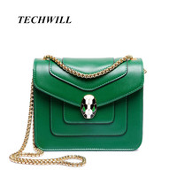 Personality Snake Lock Decoration Women Handbag 2017 Evening Party Clutch Women S Leather Bag Alligator Crossbody
