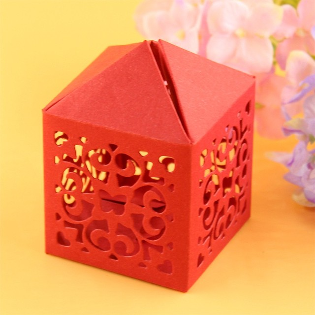 YLCD006 Gift Box Metal Cutting Dies For Scrapbooking Stencils Die Cutter  Template DIY Cards Album Decoration Embossing Folder-in Cutting Dies from