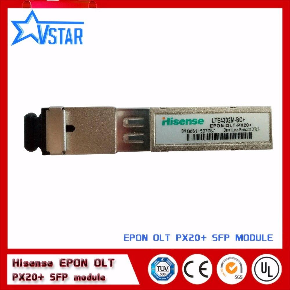 Original Hisense EPON OLT PX20+, sfp epon olt telecom px20 + ,1310 1490nm ,20km