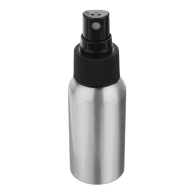 30-120ml Aluminum Spray Bottle Refillable Perfume Atomizer Spray Portable Empty Perfume Spray Bottle Empty Cosmetic Containers blue 110ml crystal glass empty refillable woman perfume bottle atomizer long bulb spray scented fragrance containers bottle