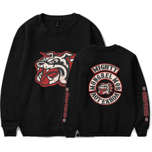 LUCKYFRIDAYF Kpop Mongrel Mob Idol print Soft Popular For Women/Men Fashion Hoodies Sweatshirts clothing