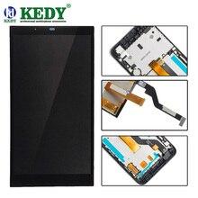 Дешевые 626 ЖК-дисплей Стекло сборки для HTC Desire 626 626 г 626 Вт ЖК-дисплей Дисплей Мониторы Панель Сенсорный экран ободок Рамки с планшета Запчасти