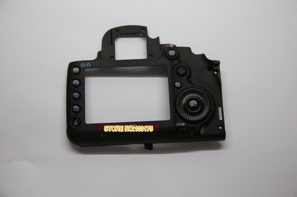 Original For Canon EOS 5D Mark III 5D3 Camera Back Rear Cover Case Housing Frame Shell Part