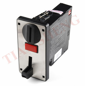 DG600F 6 Different Multi Coin Acceptor for Vending Machine CPU Coin Selector For Washing Machine Arcade Game Machine
