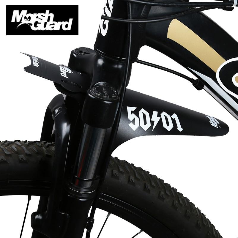 01 Mudguard Fender XC TR AM FR DH Mud Guard w// Cable Ties MARSH GUARD 50