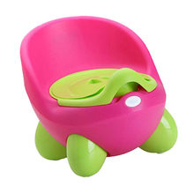 Comfortable Child Toilet Seat Car Portable PP Children Potty Kids Urinals No-slip Kid Potty Trainers Care Chair for Boys Girls(China)