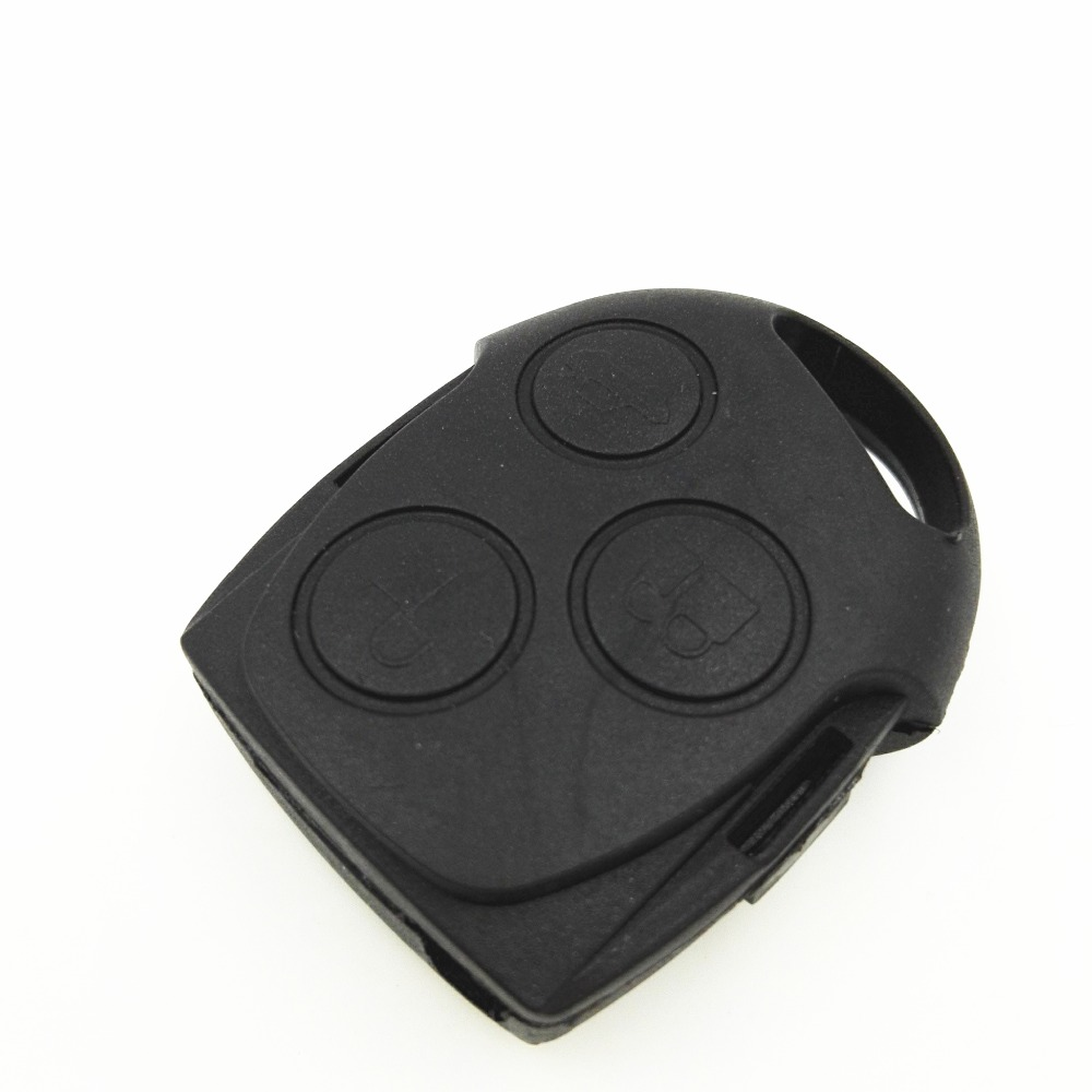 Replacement Car Key Shell For Old Ford Mondeo Focus 3 Button Remote