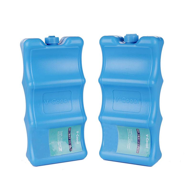 Hot Sale Reusable Ice Packs Blue For Breast Milk Storage Cooler Bags Healthy Baby Care Kit Cold Gel